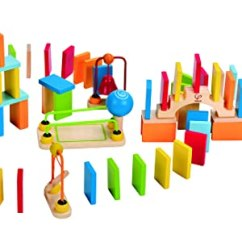 Hape Toys, Toys, Dominoes, Preschool, Kids, Toddler, Games, STEM, STEAM