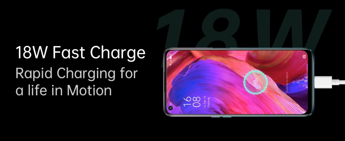 18W Fast Charge