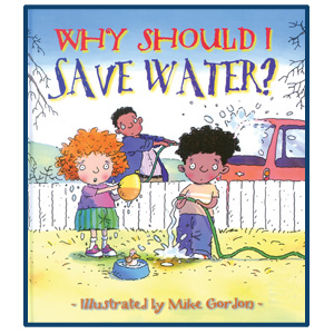 Why Should I Save Water Why Should I Books Green Jen Gordon Mike 9780764131578 Amazon Com Books