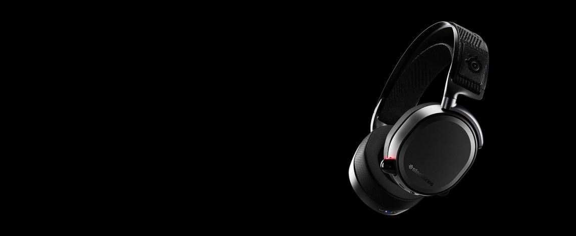 - SteelSeries Arctis wireless headset