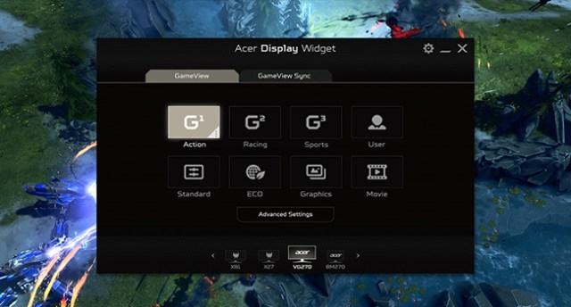Amazon Choice Acer XZ320Q Adaptive Sync Curved 1500R 240Hz 1ms VRB Gaming 1920 x 1080