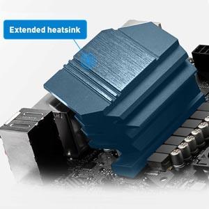MSI, extended heatsink, Z490-A PRO