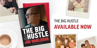 """Jim Wahlberg Shares Powerful Story of Addiction, Redemption, and How God Saved Him from the Streets in """"The Big Hustle"""""""