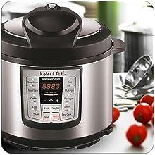 instantpot, instapot, electric pressure cooker, crock pot, multi cooker