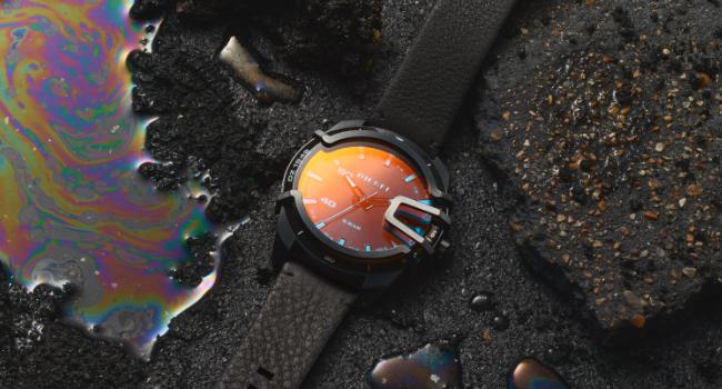 Diesel watch water resistant