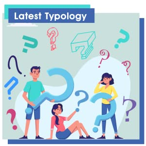 Latest Typology of Questions