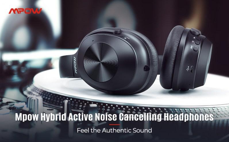 mpow h12 headphones 2