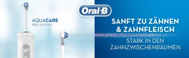 Oral-B Aqua Care Pro-Expert Munddusche