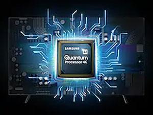 Samsung Q80R QLED - Quantum Processor