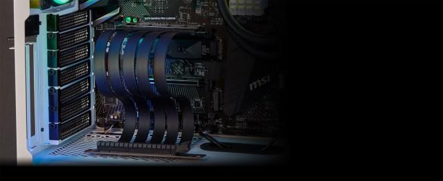 Premium PCIe 3.0 x16 Extension Cable 300mm