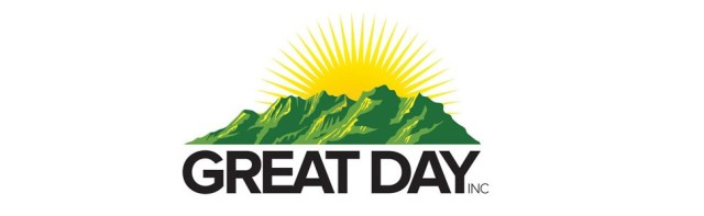 great day inc logo sunrise