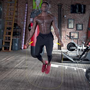 Fitness First speed rope, speed rope, jump rope, jumping rope, cardio jump rope, cardio speed rope