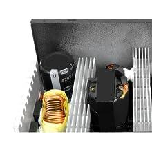 Thermatlake Smart PSU Color blanco adaptador de fuente de alimentación