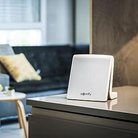 Domotique , connecte, securite, box, wifi