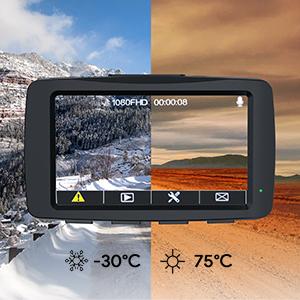 Résistance aux températures extrêmes