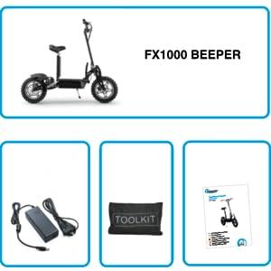 FX1000 BEEPER
