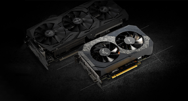 ASUS GeForce GTX 1660 TI 6GB Phoenix Fan Overclocked Edition VR Ready HDMI d (PH-GTX1660TI-O6G)
