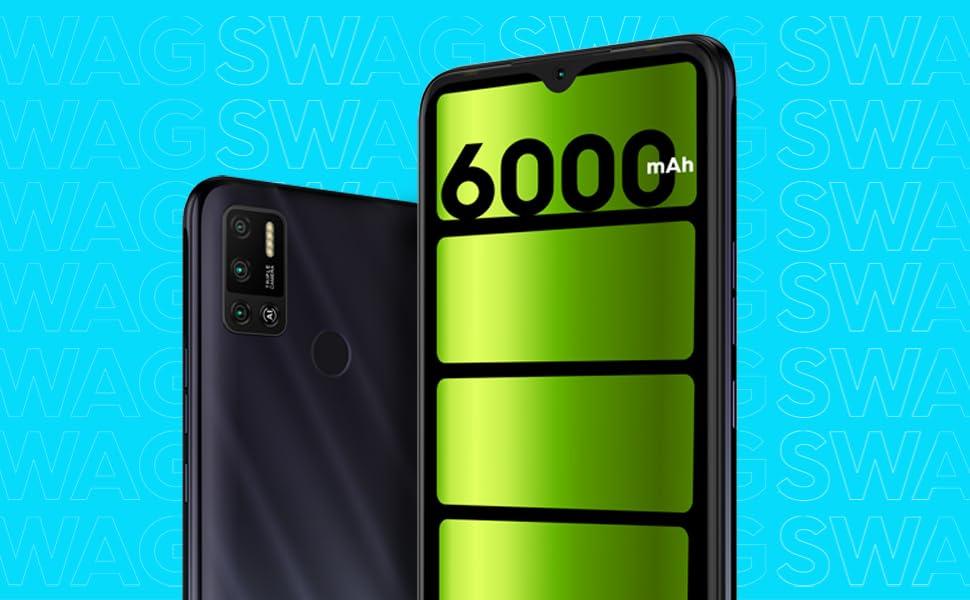 best battery, 6000 mAh