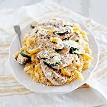 LEMON CHICKEN WITH ROTINI AND VEGETABLES