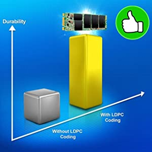 Advanced LDPC ECC Engine