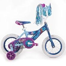 Elsa, Bicicleta Das Meninas, Huffy, Bicicleta Crianças, Rodas De Treinamento, Disney