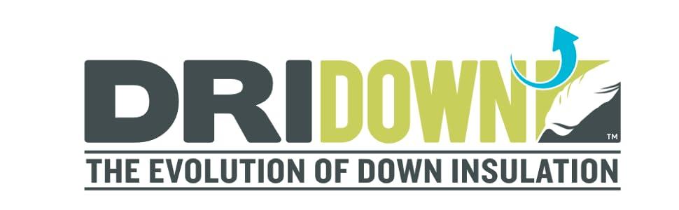 Dridown down insulation Kelty