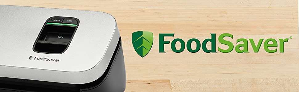 FoodSaver 31161366 Food Vacuum Sealer