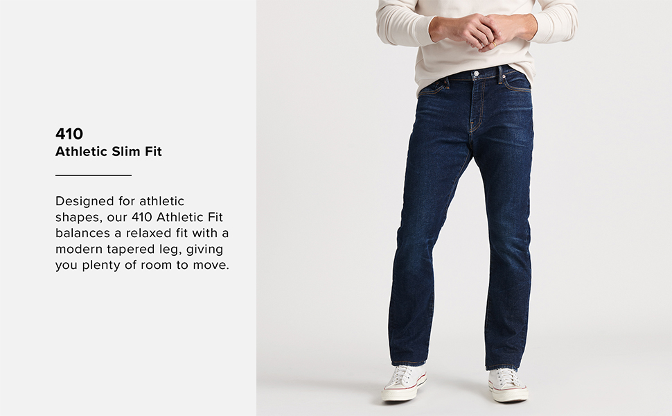 410 Athletic Slim Fit Jean, lucky brand jeans men, lucky jeans men, , mens lucky brand jeans,
