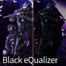 benq mobiuz ex2510 gaming monitor black equalizer