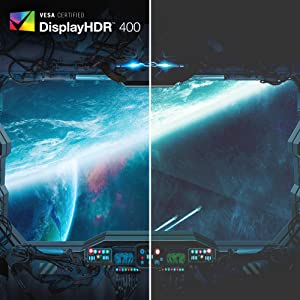 DisplayHDR 400