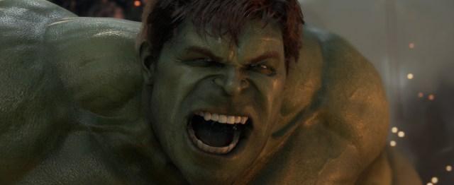 Marvel Avengers, PS4, Super Heroes, Square Enix