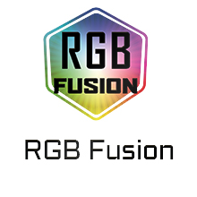 RGB fusion, iluminación