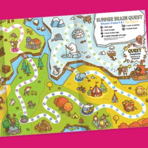 map, treasure hunt, problem solving
