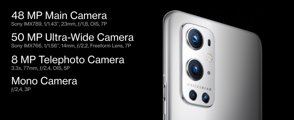OnePlus 9 PRO - Camera KSP