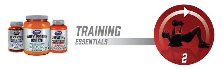 NOW Sports Nutrition, ZMA, Training Essentials