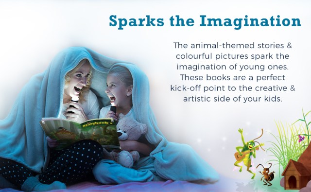 Sparks The Imaginations