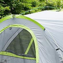 poles, easy tent, tent poles