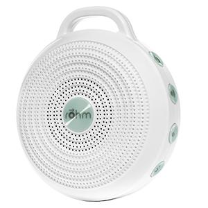 Máquina de som de ruído branco máquina de ruído portátil branco fabricante de ruído para dormir máquina de ruído do bebê