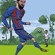 Messi, libros para niños, libros de historias verdaderas