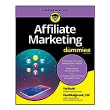 affiliate marketing, affilate marketing for dummies, affiliate marketing book