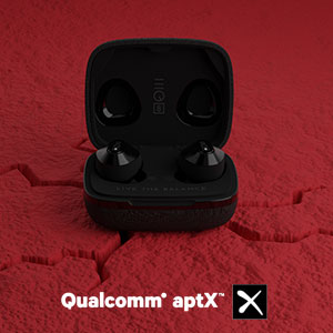 qualcomm aptx, wireless earbuds