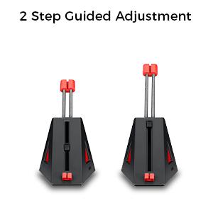 camade 2 adjustable