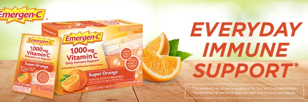 Emergen-C vitamin drink, Immune Support