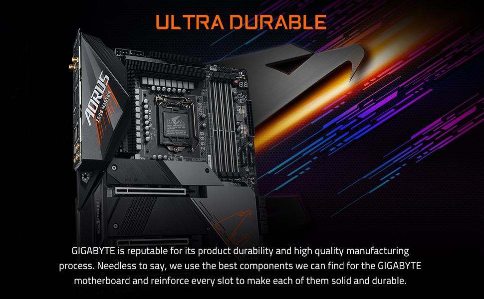 z590 ultra durable