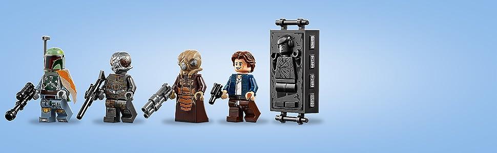 Star Wars, LEGO, toys, Boba Fett