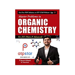Master Problems in Organic Chemistry for JEE (Main & Advanced)