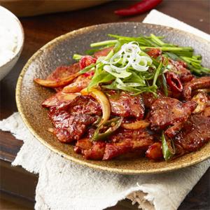 Gochujang Stir-Fry Pork