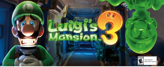 Amazon Com Luigi S Mansion 3 Luigi S Mansion 3 Multiplayer Pack Dlc Bundle Switch Digital Code Video Games