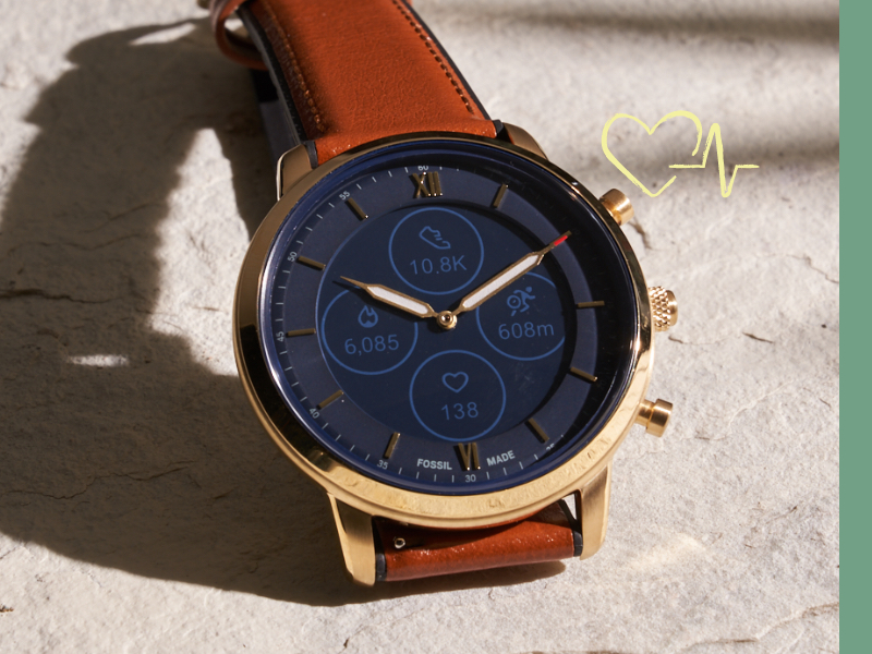 Fossil Smart watch hybrid HR