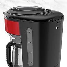 water coffee ratio